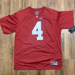 Nike Alabama Crimson Tide Football Jersey XL